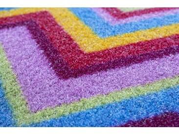 andiamo 282485Paillasson 100% Polyamide, Polyamide, Multicolore, 50 x 70 cm