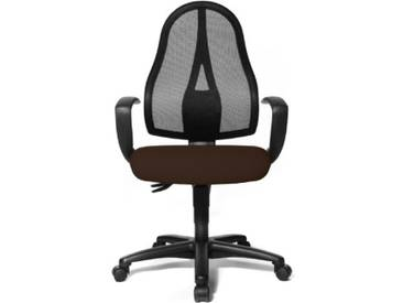 Topstar OP10QG08 Chaise de Bureau Open Point P