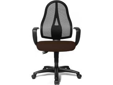 Topstar OP10QG08 Chaise de Bureau Open Point P