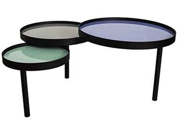 Triplex Fissure Table Multicolore