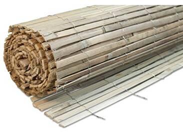 Windhager 665B Natte brise vue bambou 1x3m, Beige