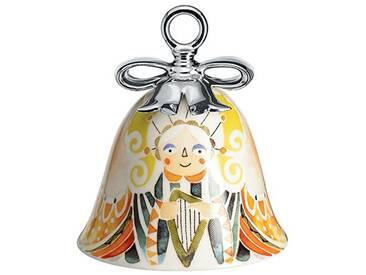 Alessi Mw40 6 Angel Décoration de Noël en Porcelaine Décorée