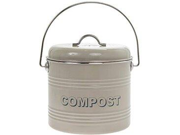 Lesser & ‿Pavey Sweet Home Compost en étain Sauge 20 cm
