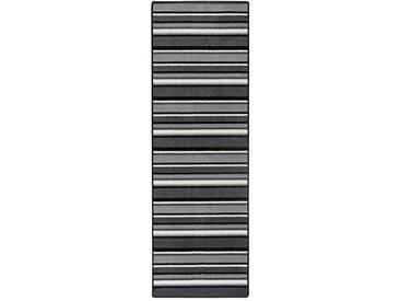 andiamo 1100305Plano, Polypropylène, Schwarz-weiß, 65x133 cm