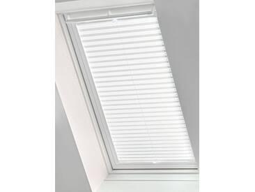 Gardinia Easyfix 33790fenêtre de Toit de Store plissé en Tissu, Blanc, CK02