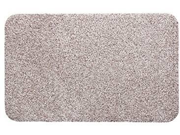 Andiamo 700610 samson tapis attrape-poussière en coton lavable à 30 °c, Coton, beige, 40 x 60
