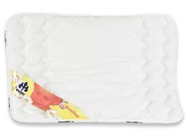 Badenia Bettcomfort 03840610107 Irisette Bambino Oreiller plat pour enfant 40 x 60 cm Blanc