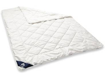 Badenia Bettcomfort - 03633050140 - Irisette Merino lavé - Surmatelas - 135 x 200 cm - Blanc, Weiß, 155 x 200 cm