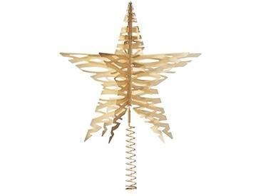 Stelton Tangle Arbre de Noël étoile, Laiton