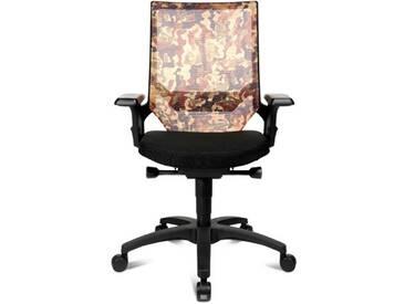 Topstar au400Agc5E Autosyncron-Urban Fashion Design Chaise avec dossier en maille