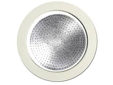 Bialetti -  0800403 - Filtre pour Cafetière Italienne - Inox Blanc - 19 x 12,5 x 0,2 cm