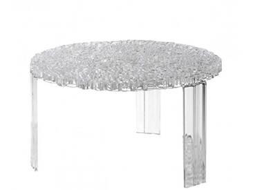 Kartell - 8500B4 - T-table, cristal (Transparent)