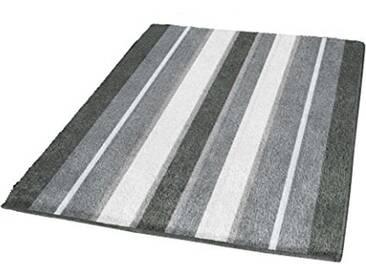 Kleine Wolke Tapis de Bain Alabama, 60x90 cm, Couleur Beige 100% Coton