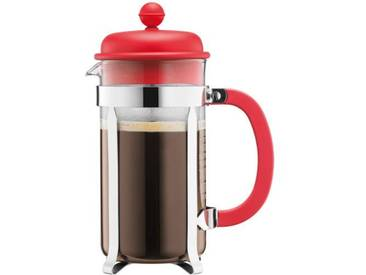 Bodum - 1918-294 - Caffettiera - Cafetière à Piston - 1 L - Rouge