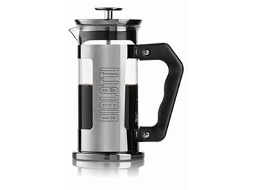 Bialetti - 3180 - French Press - Cafetière Italienne à Piston en Inox - 3 Tasses