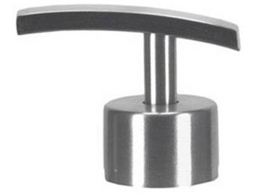 Kleine Wolke 5080117890 Remplacement Pompe de Distribution Stones Chrome Pierre, 15 x 10 x 10 cm