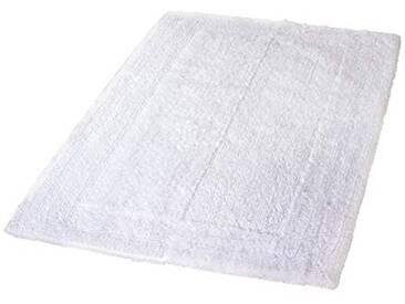 Kleine Wolke 5418114360 Havanna Tapis de Bain Blanc 100 x 60 x 0,16 cm