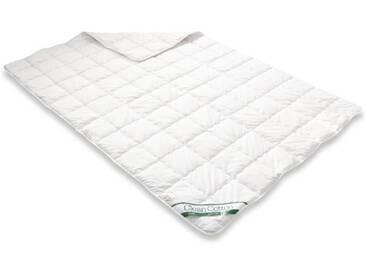 Badenia Bettcomfort 03731230149 Couette légère -Coton 155 x 220 cm Blanc