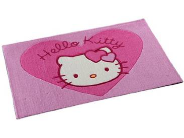 ABC Tapis Hello Kitty F.L. 50x80 cm Rosa/Fucsia