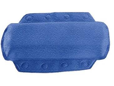 Kleine Wolke 221720008 Repose-tête de Bain Arosa 32x22 cm en Bleu, PVC, 40x30x10 cm