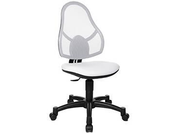 Topstar 71430S03 Chaise de Bureau Chambre denfant Blanc