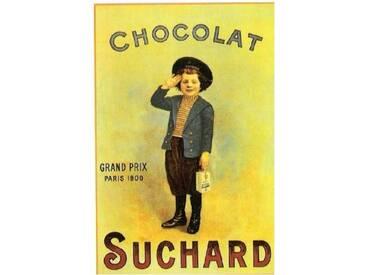SIGNS 2 ALL L1191Grande Chocolat Suchard Métal Panneau Mural publicitaire rétro Art