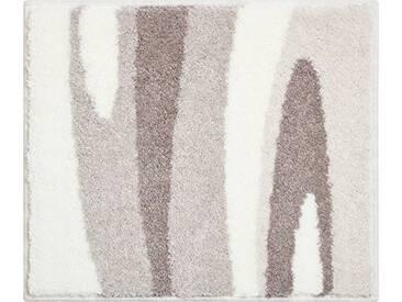 Grund b2748de Base–006001022Lati Sana modèle de WC sans découpe, Tapis de Bain, Tapis de Bain 100% polyacrylique Super Soft, Taupe, 50x 60cm