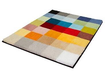 Kleine Wolke 8821148213 Cubetto Tapis de Bain Polyacrylique Multicolore 65 x 90 x 2 cm