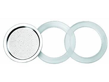 Ibili 620352 Accessoires pour cafetière express Essential 6 Tasses - 2 Joints 100% silicone + 1 Filtre Essential