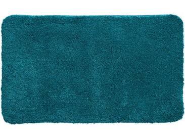 Grund Tapis de Bain 32mm, 100% Polyacrylique, Ultra Soft, antidérapant, certifié teх certifié, Garantie 5Ans, Lex, Lex - türkis, 70 x 120 cm
