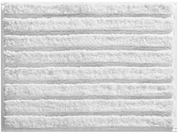 InterDesign 17010EU Verto Tapis Polyester Blanc 53 x 43 cm