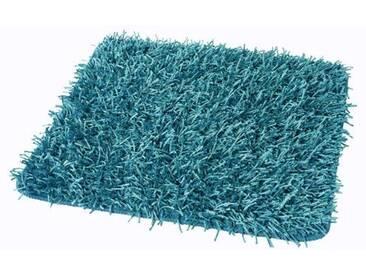 Kleine Wolke 5471766135 Tapis de bain Riva 60 x 60 cm Turquoise