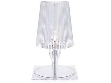 Kartell 9050B4 Lampe de chevet Take Transparent