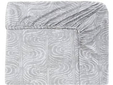 Designers Guild - Cassandra Drap Housse Satin de Coton Rose 140 x 190 cm