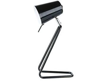 Leitmotiv LM693 Lampe de Table Z Métal 25 W E27 Noir