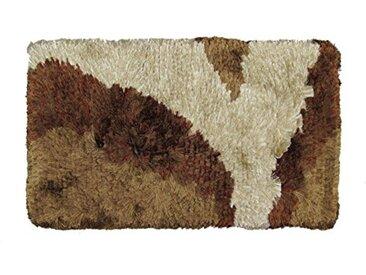 Alfombrista zancara–Tapis 60 x 120 cm Beige (Berceau)
