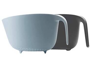 IBILI 740620Norway Set Bol-passoire Kunststoff Blau 28x 23x 16cm