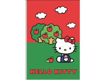 Digital Republic.Com 12731 Tapis Déco Hello Kitty Polyamide