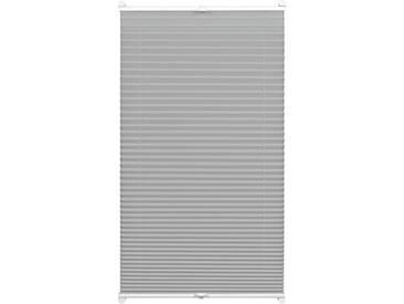 Gardinia Store plissé à clipser, Opaque, Kit de Pose inclus, EASYFIX Cara, Store Plissé à 2 Rails, Vert, 100 x 130 cm (L x H)