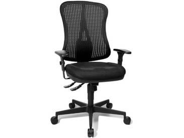 Topstar HE20PBC00 Head Point SY Chaise de Bureau Noir 46 x 50 x 114 cm