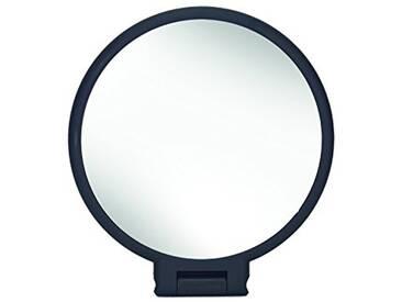Kleine Wolke 5840926886 Miroir de Maquillage en Noir Polystyrène/Verre, 40x30x10 cm