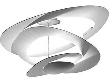 Artemide Pirce Mini plafond 44W White–Ceiling Lighting (Living room, White, iP20, Surfaced, aluminium, 1Bulb (s))