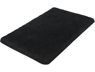 Kleine Wolke 5405926360 Tapis de bain Relax 60 x 100 cm Noir