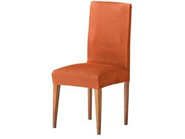 Martina Home Housse Chaise Housse de Chaise Dossier 24x30x6 cm Orange