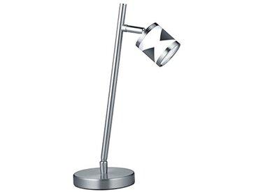 Trio Leuchten Levisto Suspension à LED, Tischleuchte Nickel matt 4.5 wattsW