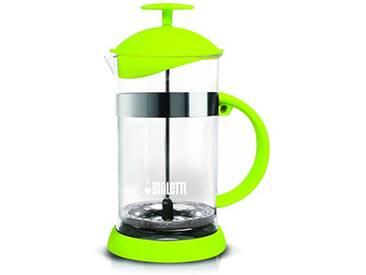 Bialetti 0006181 Cafetière Piston Plastique Vert 16x11,5x22,5 cm
