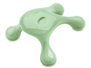 Koziol 5847634 Grenouille de Massage, Plastique, Vert Menthe Opaque, 7,2 x 8 x 4,2 cm
