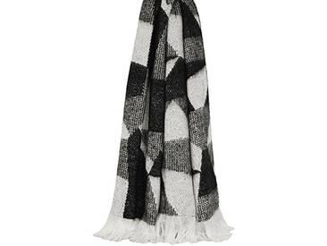 Paoletti Shard Couvre-lit, Noir, 127x 180cm
