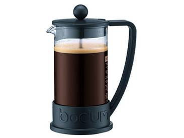 BODUM - 10948-01-10 - Brazil - Cafetière à piston, 3 tasses - 0.35 l - PC incassable