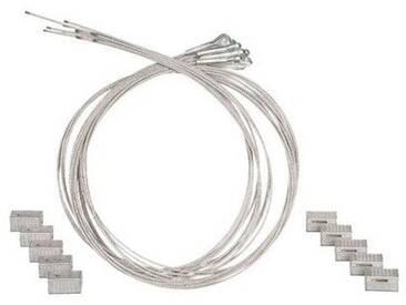Fischer Wireclip Drahtseilset WIS 2 mm/5 m - 45959